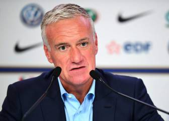 Deschamps defends Benzema omission: