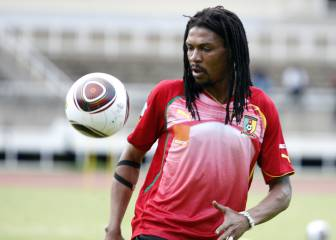Rigobert Song in a coma after suffering stroke