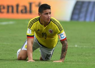 Real Madrid and Colombia relations in tatters over James