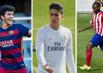 The three most exciting young talents at Madrid, Barça & Atlético