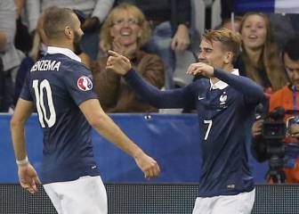 Griezmann on Benzema return: