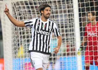 Khedira reveals why he's happier at Juventus than at Madrid