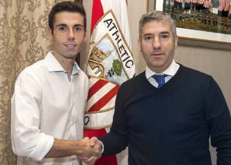 Susaeta renueva con el Athletic hasta 2019