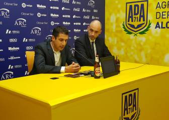 Julio Velázquez installed as new Alcorcón manager
