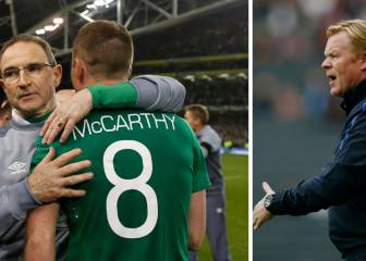 "Koeman hits out at Ireland: ""You're killing my player!"""
