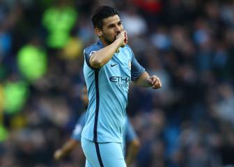 Lucho helped me become the player I am, says Nolito