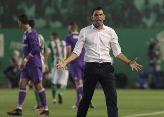 Poyet under pressure after Betis' record Liga defeat