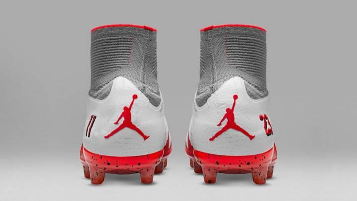 repetición Interpretación Girar en descubierto  Neymar estrena botas inspiradas en Michael Jordan - AS.com