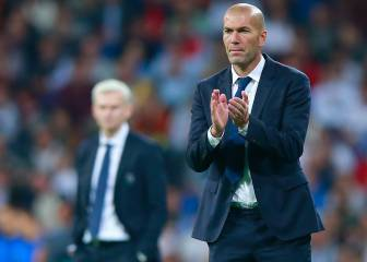 Zidane delighted:
