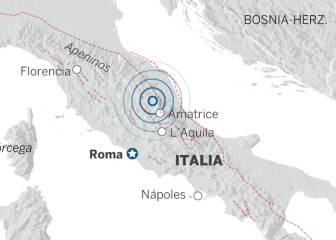 Earthquake tremors in Italy stops Serie A action