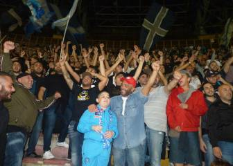 Napoli ultras adopt 12-year-old boy suffering from cancer