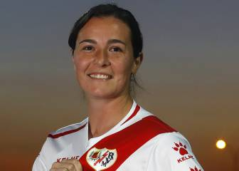 "Back in town, Natalia Pablos: ""I've come home, to Rayo"""