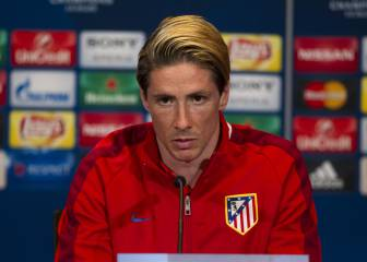 Torres dreams of Champions League goal at the Calderón...