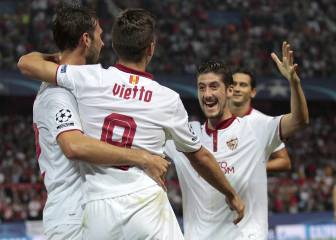 Sampaoli's Sevilla turn on the style