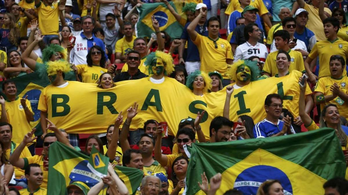 бразилия занимает 1 место в мире по