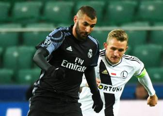 Benzema sigue sin entrar en la convocatoria de Deschamps