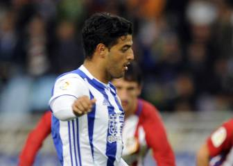 Real Sociedad, just one penalty miss in eight seasons