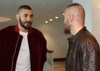 Karim Benzema makes flying visit to Turkey