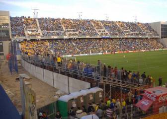1.500 Cádiz-Alcorcon tickets available for women at one euro