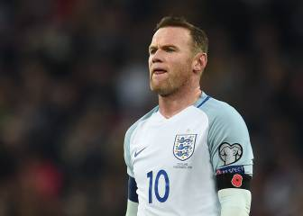 The Sun: Rooney, ebrio en el hotel de Inglaterra y 'out' contra España