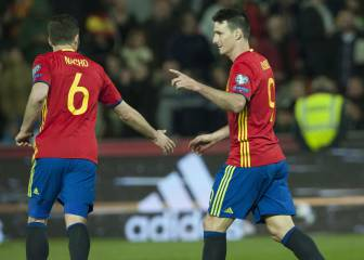 Aduriz starts for Spain as Lopetegui makes five changes