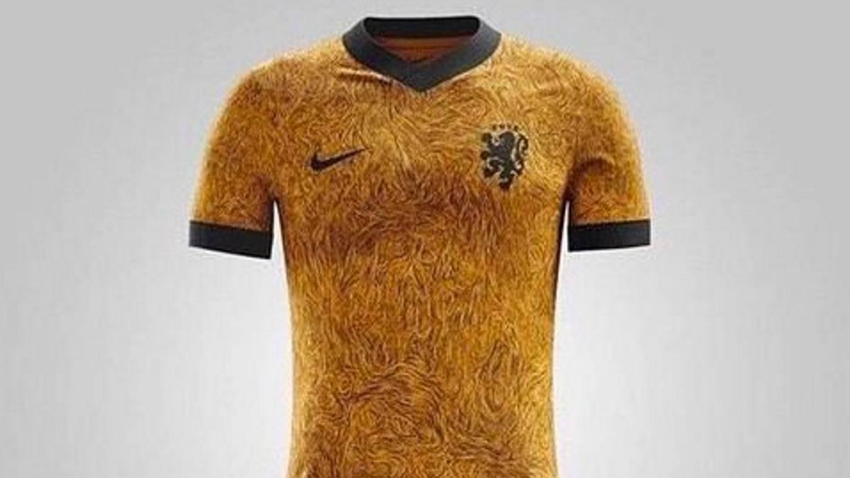 44e7b9e28edf8 Holanda niega el bulo de la supuesta camiseta de Van Gogh