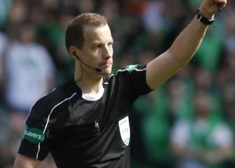 William Collum to ref Real Madrid's game at Sporting