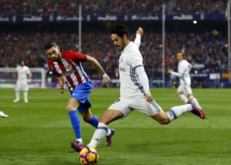 Isco's exhibition: 7 steals, 91% pass completion rate...