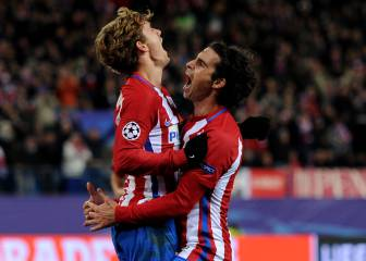 Atlético put two past PSV to guarantee Group D top spot