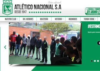 Nacional players ask for Chape to be declared Copa champions