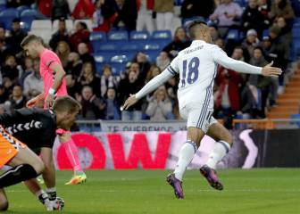 Mariano fires fastest Copa goal