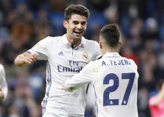 Enzo Zidane says Bernabéu debut:
