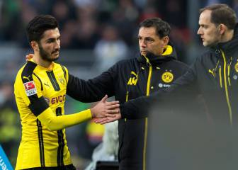 Nuri Sahin ruled out of Dortmund's trip to Real Madrid
