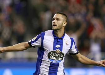 Florin Andone is more effective than Cristiano and Messi