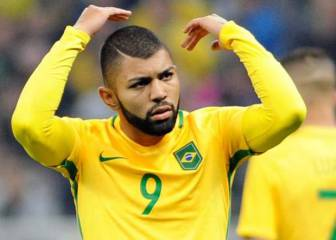 Gabigol could sign with Las Palmas on loan in January