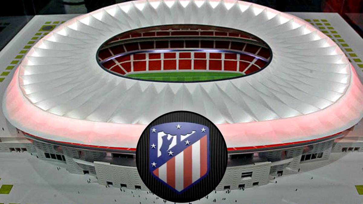 Atlético Madrid stadium name and new badge: fans say no ...
