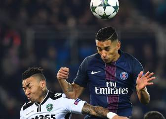 Marquinhos shuts door on Barça: