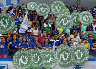 Chapecoense will not be fined for failing to play final game