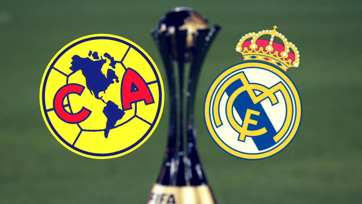 Dónde ver el América vs Real Madrid: Horario Mundial de ...