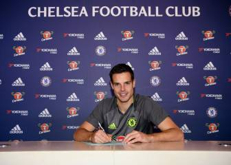 César Azpilicueta commits to Chelsea until June 2020