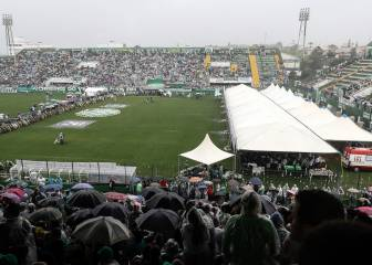 Chapecoense to return to official action in January