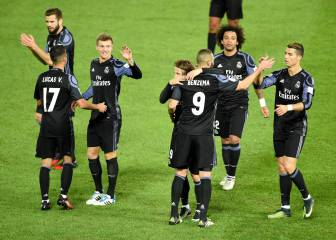 Gallery: Real Madrid march on to the Club World Cup final