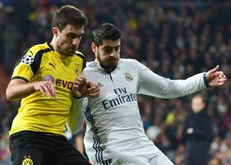 Dortmund defender Sokratis lined up as Pepe replacement - report