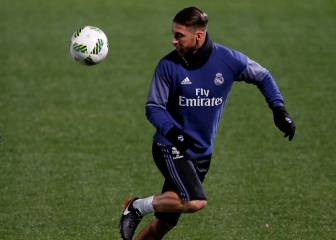 Zidane confirms Ramos will start, but Pepe ruled out