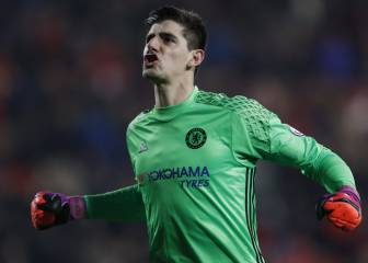 Madrid target Chelsea's Courtois for summer transfer