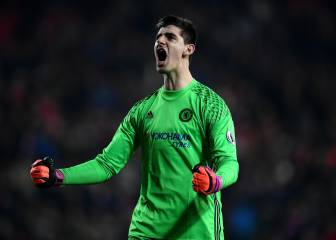 The keys factors in any potential Real deal for Courtois