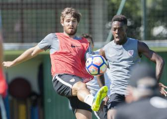 Athletic's Yeray Álvarez operated on