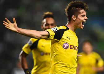 Barça and Manchester City to go toe-to-toe for Julian Weigl