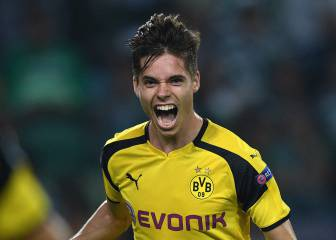 Real Madrid eyeing summer 2018 deal for Julian Weigl