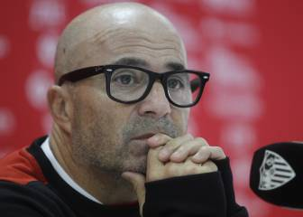 Sampaoli: We want to dominate the ball against Real Madrid